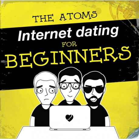 """ATOMS, THE """"Internet Dating For Beginners"""" LP."""