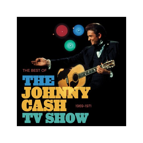 "JOHNNY CASH ""Best Of Tv Show"" LP RSD 2016"
