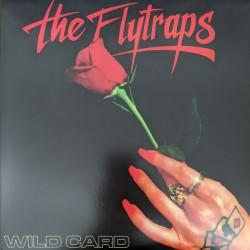 "FLYTRAPS ""Wild Card"" LP."