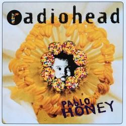 "RADIOHEAD ""Pablo Honey"" LP."