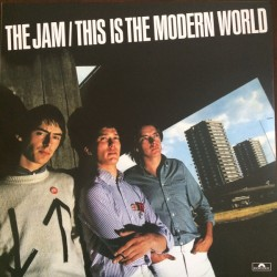 "JAM ""This Is The Modern World"" LP."