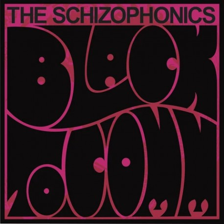 "SCHIZOPHONICS ""Black To Comm"" SG 7"""