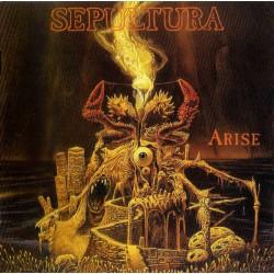 "SEPULTURA ""Arise"" CD + Bonus."