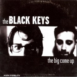 "BLACK KEYS ""The Big Come Up"" LP."