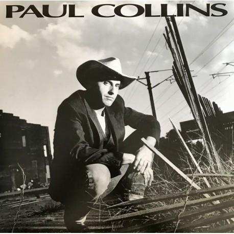 """PAUL COLLINS """"Paul Collins"""" LP 180GR + CD."""