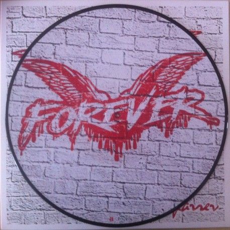 """COCK SPARRER """"Forever"""" LP Picture Disc."""
