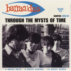 """BARRACUDAS """"Through The Mysts Of Time"""" LP."""