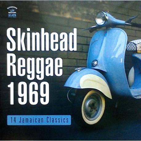 """VV.AA. """"Skinhead Reggae 1969"""" LP."""