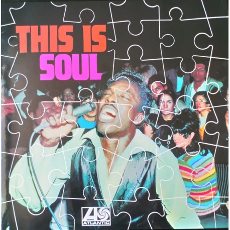 """VV.AA. """"This Is Soul"""" LP."""