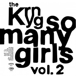 "KRYNG ""So Many Girls Vol.2"" LP."