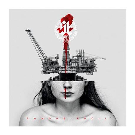 "SEGISMUNDO TOXICOMANO ""Sangre Fácil"" CD."