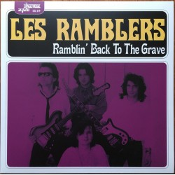 "LES RAMBLERS ""Ramblin' Back To The Grave"" LP."