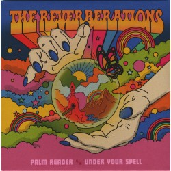 "REVERBERATIONS ""Palm Reader"" SG 7""."