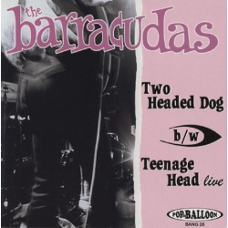 "BARRACUDAS ""Two Headed Dog"" SG 7""."