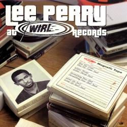 "LEE PERRY ""At Wirl Records"" LP."