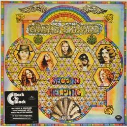 """LYNYRD SKYNYRD """"Second Helping"""" LP."""