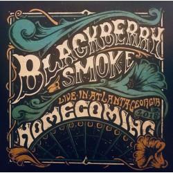 "BLACKBERRY SMOKE ""Homecoming - Live In Atlanta 2018"" 3LP."