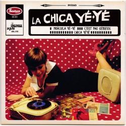 "LA CHICA YE-YÉ ""Dracula Yé-Yé"" SG 7""."