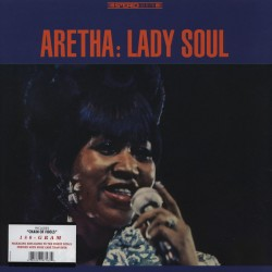 """ARETHA FRANKLIN """"Lady Soul"""" LP."""