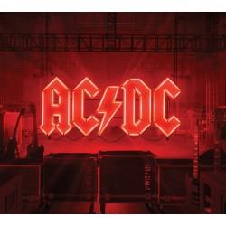 "AC/DC ""Power Up"" CD."
