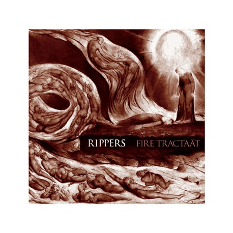 """RIPPERS """"Fire Tractaät"""" LP"""