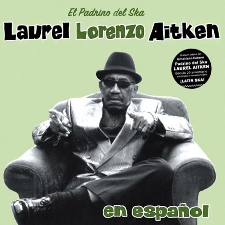 """LAUREL AITKEN """"En Español"""" LP."""