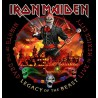 """IRON MAIDEN """"Nights Of The Dead - Live In Mexico City"""" 2CD."""