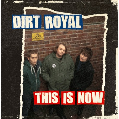 "DIRT ROYAL ""This Is Now"" LP."
