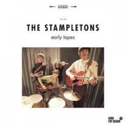 """STAMPLETONS """"Early Tapes"""" 2LP."""