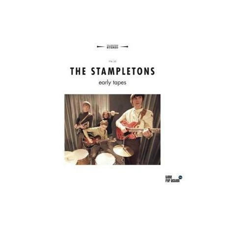 "STAMPLETONS ""Early Tapes"" 2LP."