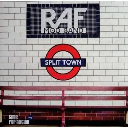 """RAF """"Split Town"""" LP."""