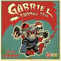 """GABRIEL THOMAZ TRIO """"Babababa"""" LP + CD."""