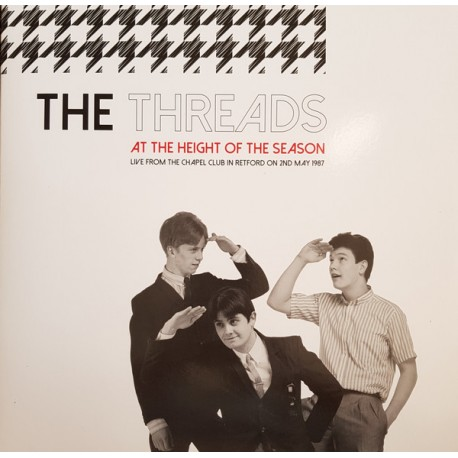 "THREADS ""At The Height Of The Season"" 2LP."