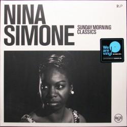 "NINA SIMONE ""Sunday Morning Classics"" 2LP."