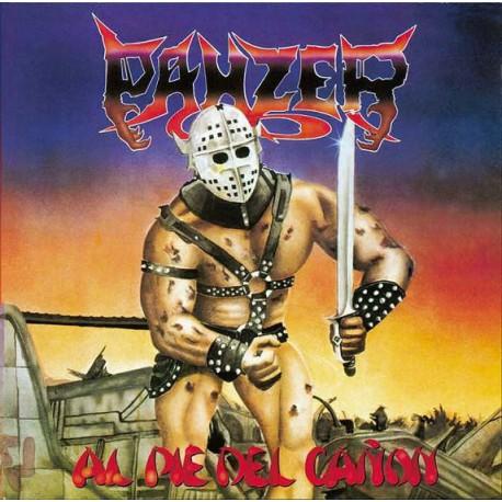 """PANZER """"Al Pie Del Cañón"""" LP."""