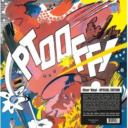 """DEVIANTS """"Ptooff!"""" LP Color Clear."""