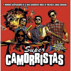 "SUPERCAMORRISTAS ""Hell To The City"" SG 7"""