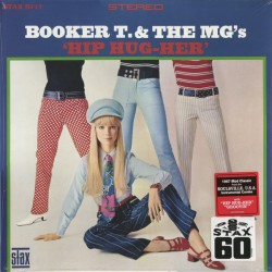 "BOOKER T. & THE MG'S ""Hip Hug-Her"" LP."
