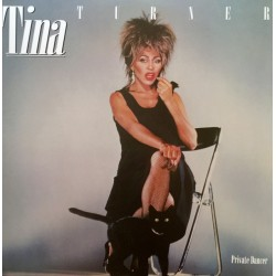 "TINA TURNER ""Private Dancer"" LP."