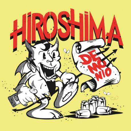 "HIROSHIMA ""Demonio"" SG 7""."