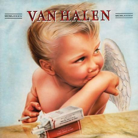 """VAN HALEN """"1984"""" LP."""