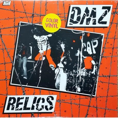 """DMZ """"Relics"""" LP Color."""