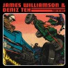 "JAMES WILLIAMSON & DENIZ TEK ""Two To One"" LP."