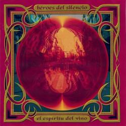 """HEROES DEL SILENCIO """"El Espíritu Del Vino"""" 2LP + CD."""