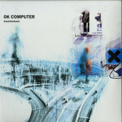 "RADIOHEAD ""OK Computer"" 2LP."