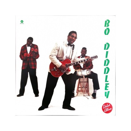 "BO DIDDLEY ""Debut Album"" LP Waxtime"
