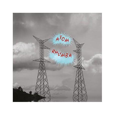 "ATOM RHUMBA ""Cosmic Lexiton"" LP."