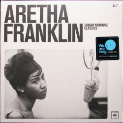 "ARETHA FRANKLIN ""Sunday Morning Classics"" 2LP."