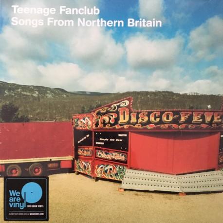 "TEENAGE FANCLUB ""Songs From Northern Britain"" LP."