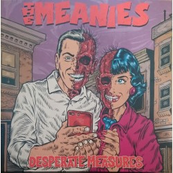 "MEANIES ""Desperate Measure"" LP."